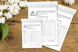 in hóa đơn tại thái bình
