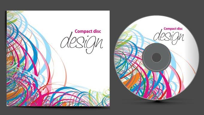 in nhãn đĩa, vỏ hộp CD/DVD