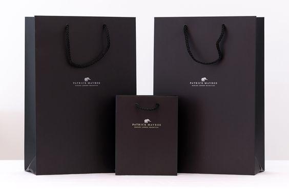 thiết kế túi giấy ấn tượng